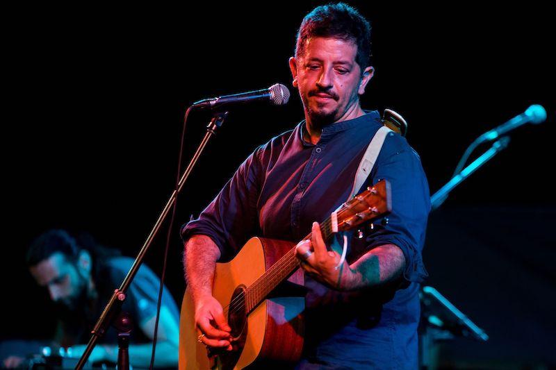 Giuseppe Anastasi Pescara jazz 9 luglio 2019