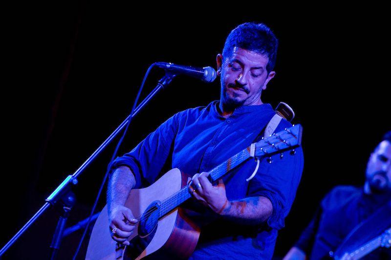 Giuseppe Anastasi live, le foto della prima serata di Pescara Jazz