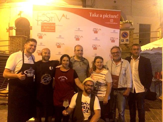 produttori sindaco bartender festival ventricina 2019
