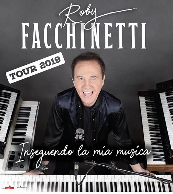 roby facchinetti tour 2019