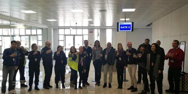 Aeroporto d'Abruzzo, traffico passeggeri in aumento a giugno