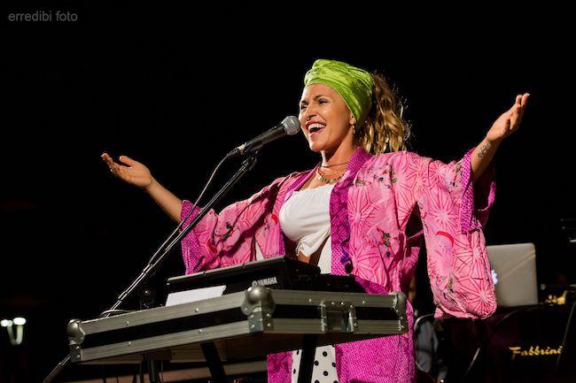 Serena Brancale concerto a Pescara