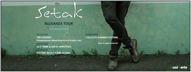 setak blusanza tour 2019