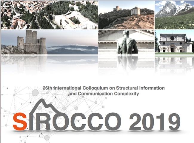 Sirocco 2019