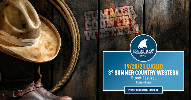Summer Country Western 2019 Pescara