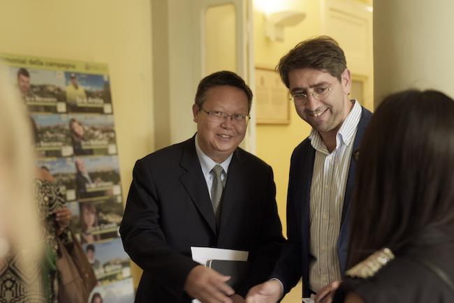 visita delegazione cinese yunnan Teramo