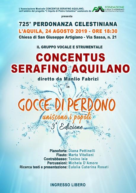 725° Perdonanza Celestiniana a L'Aquila: i primi appuntamenti