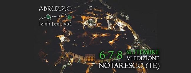 Eventi a Teramo Settembre 2019: Abruzzo Irish Festival e live di Bandabardò