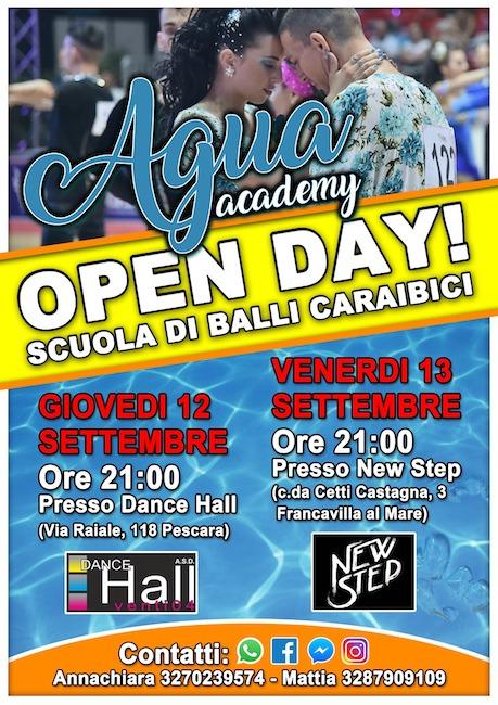 agua academy openday 2019