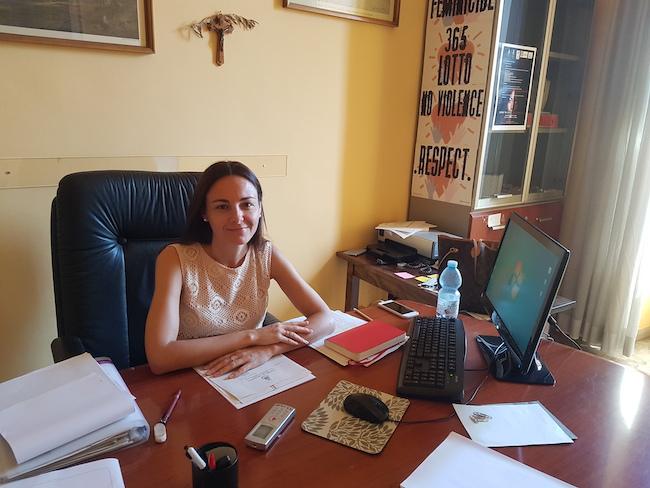 assessore vice sindaco lidia albani