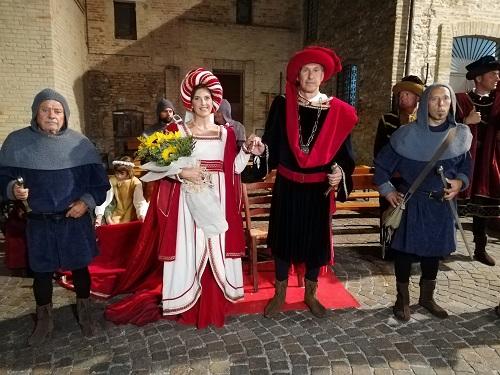 Barone e Baronessa, Berardo Ricchioni e Gabriella Pedicone