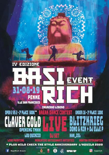 Basirich 2019 Penne