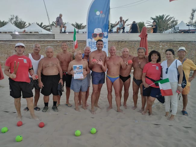 beach bocce san salvo 2019
