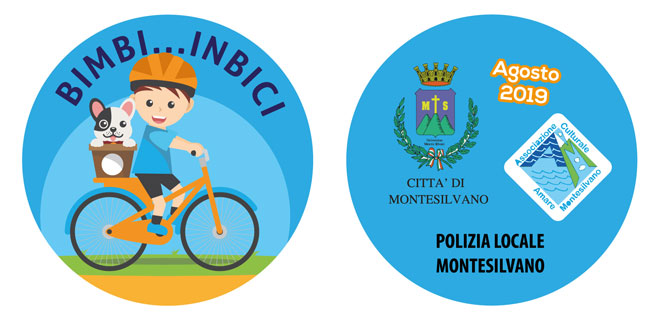 bimbi in bici montesilvano agosto 2019