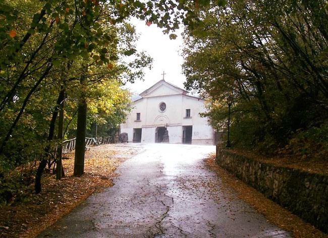 chiesa san sebastiano luco dei marsi