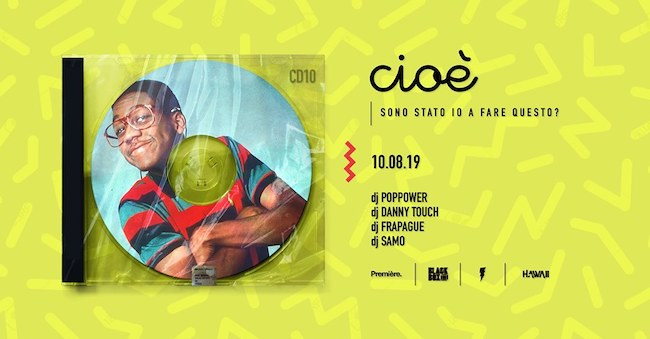 cioé hawaii 10 agosto 2019