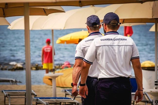 controlli guardia costiera
