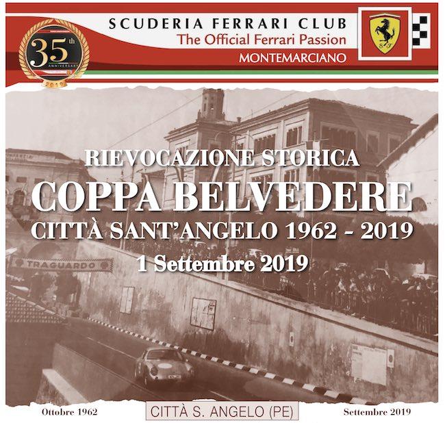 coppa belvedere 2019
