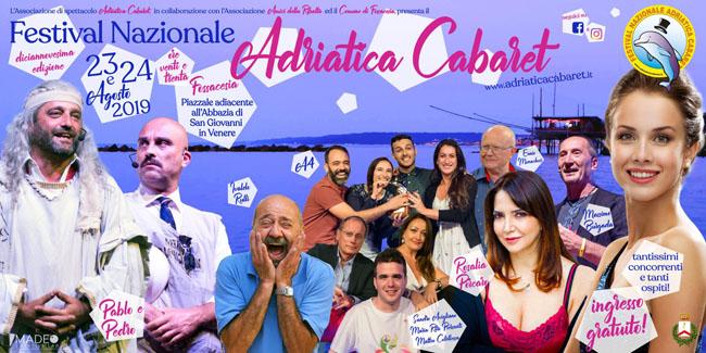 festival nazionale adriatica cabaret 2019