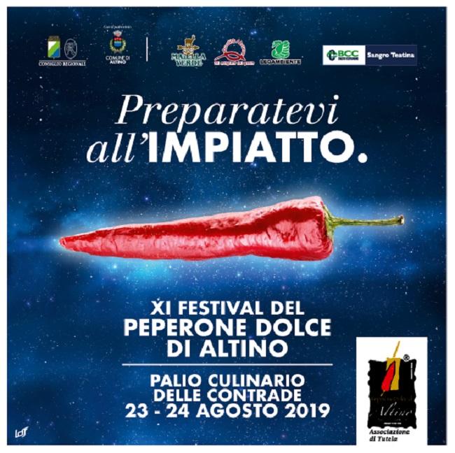 festival peperone dolce altino