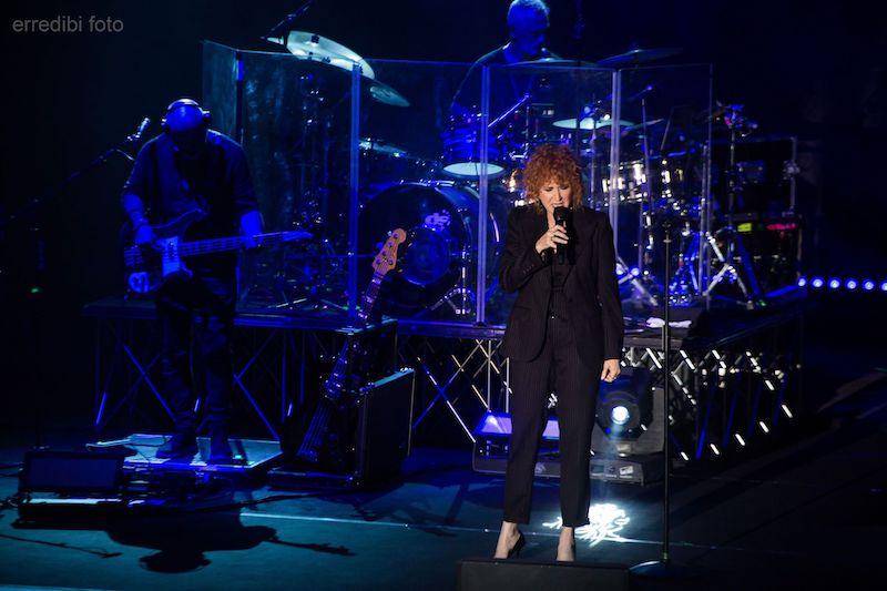 Fiorella Mannoia a Pescara: foto del concerto e scaletta