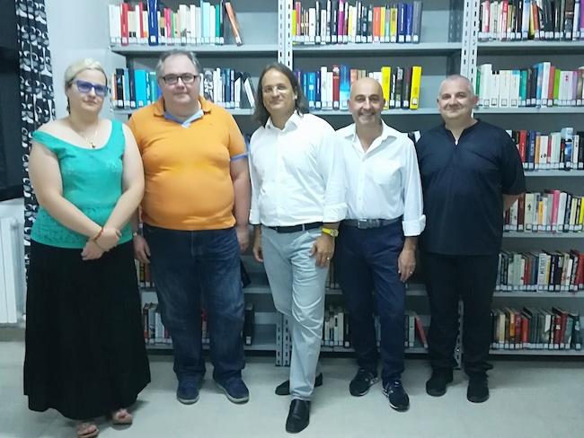 gruppo biblioteca San Valentino