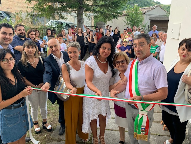 inaugurazione i suonatori della valle siciliana