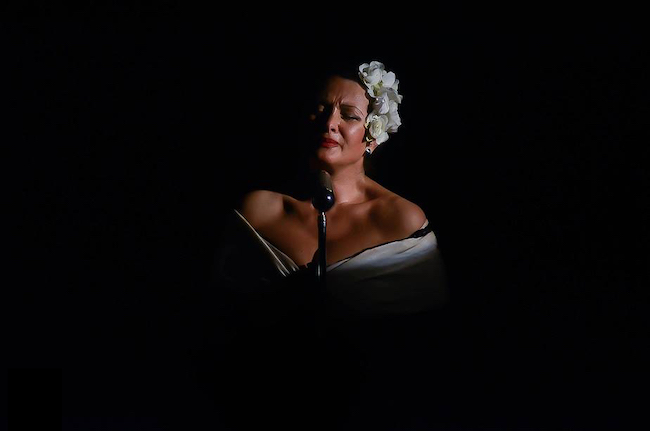 Ksenija Prohaska in Billie Holiday ì