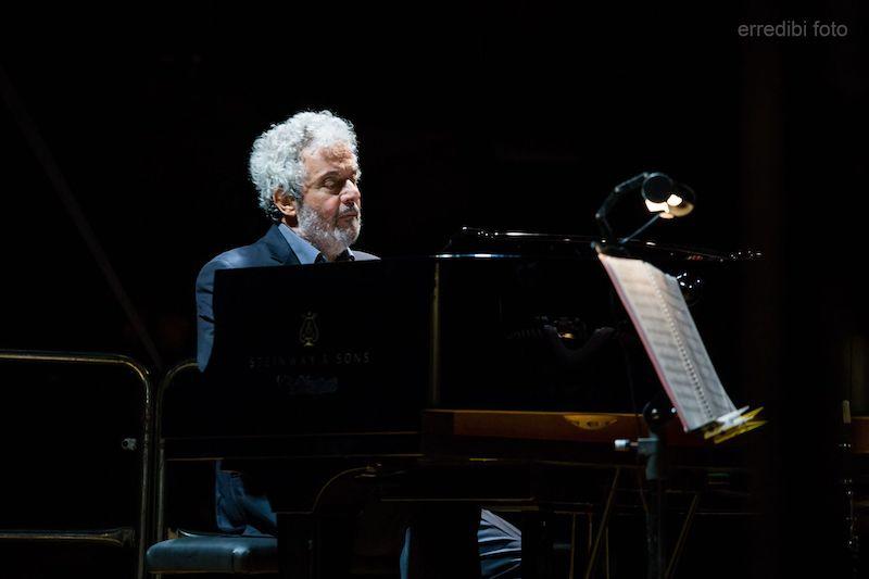 il Maestro Nicola Piovani allo Spoltore Ensemble 2019