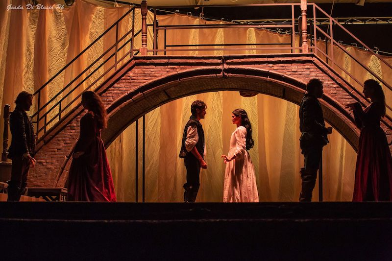 Il Mercante di Venezia al D'Annunzio, le foto dello spettacolo