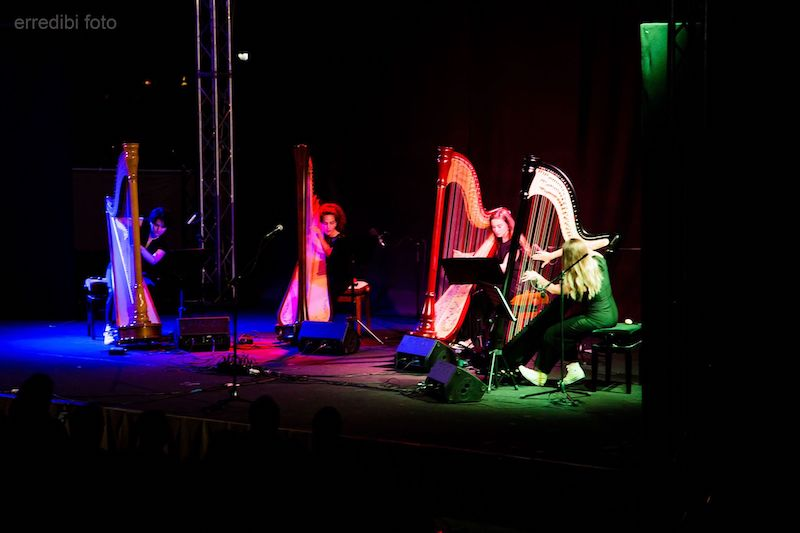 pop harps Pescara 12 agosto 2019