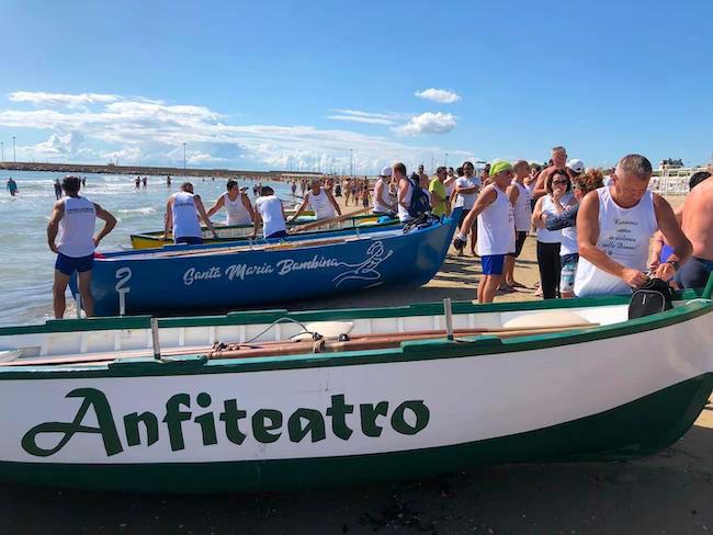 regata vela Martinsicuro