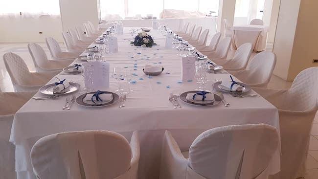 tavolo villa immacolata