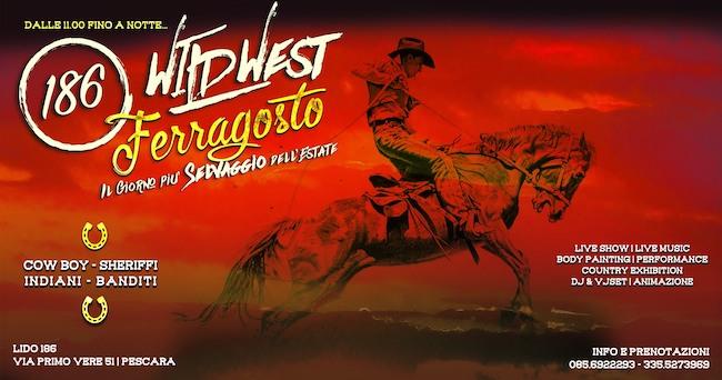 wildwest ferragosto lido186