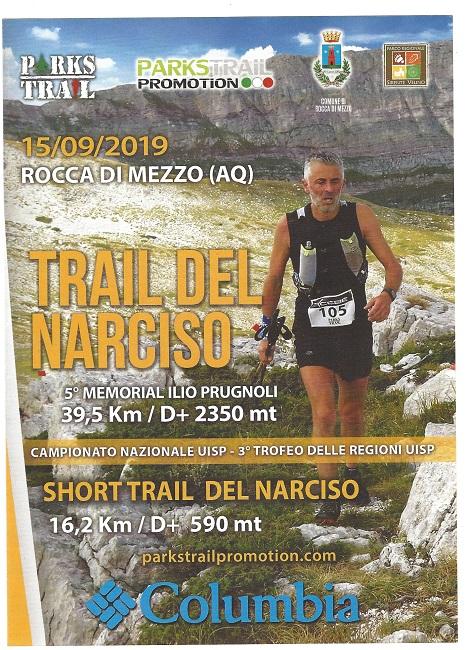 Locandina Trail 2019