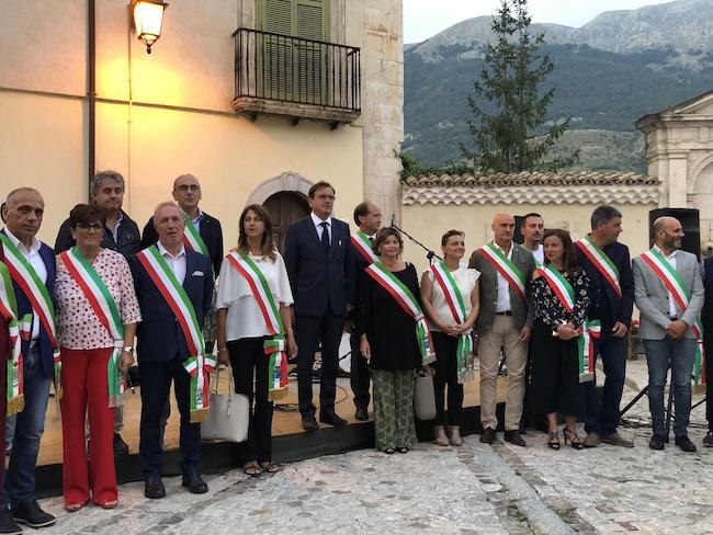 borghi autentici Barrea 2019