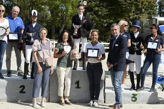 campionati italiani pony 2019