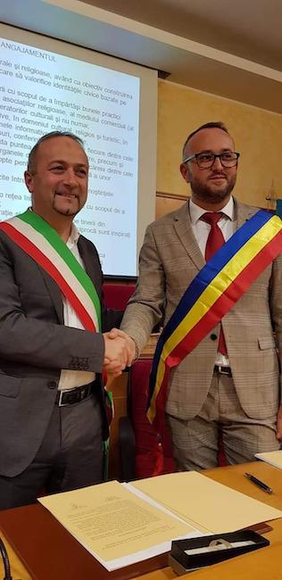 delegazione gemellaggio berca