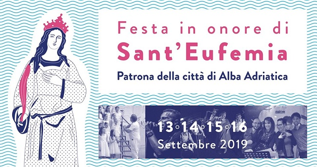 festa in onore sant'eufemia