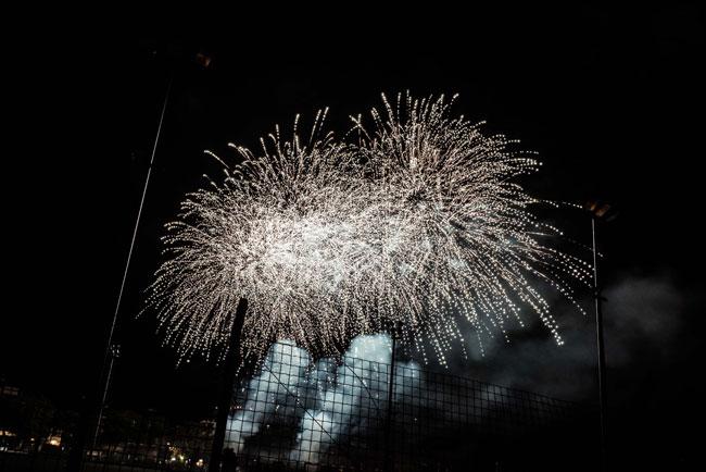 fuochi d'artificio lanciano 2019