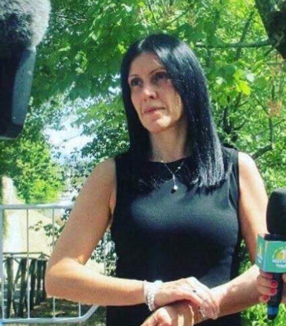 giornalista monica pelliccione