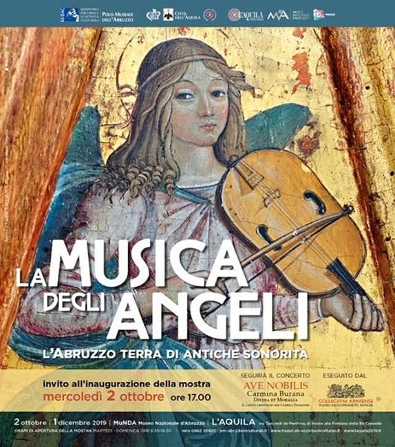 la musica degli angeli