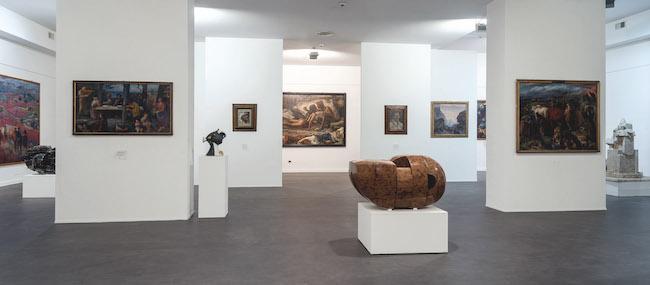 Museo e Pinacoteca Basilio Cascella Pescara