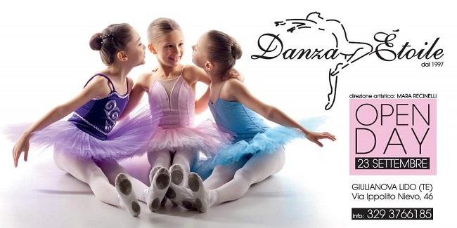 open day danza etoile