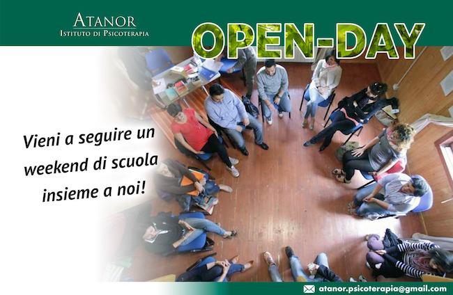 open day scuola specializzazione psicoterapica