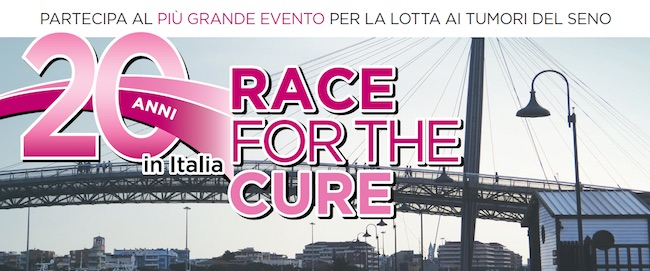 pescara race for the cure 2019
