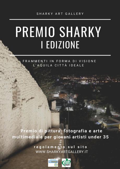 premio sharky locandina