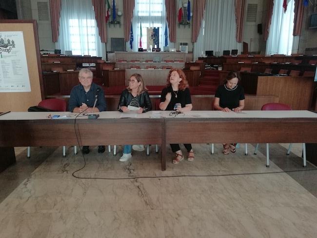 presentazione scenari europei Pescara