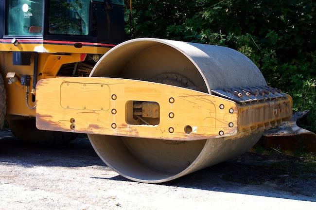 rullo compressore asfalto