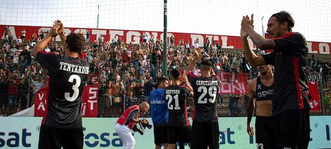 Lega Pro 2019/20 Teramo Cavese
